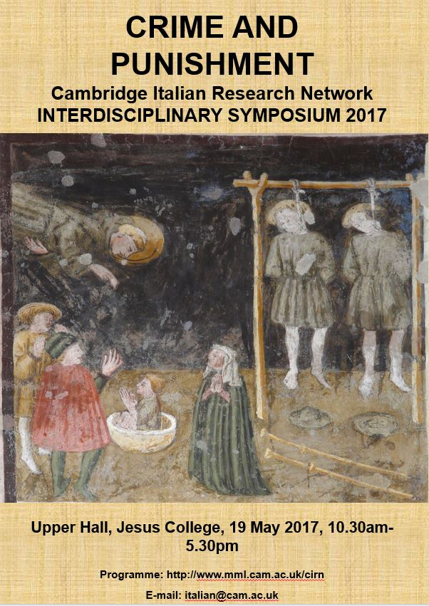 CIRN Interdisciplinary Symposium 2017