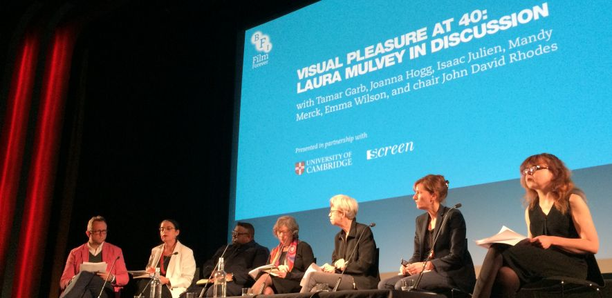 Visual Pleasure at 40: Laura Mulvey in Discussion at the BFI