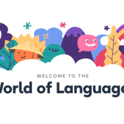 World of languages logo