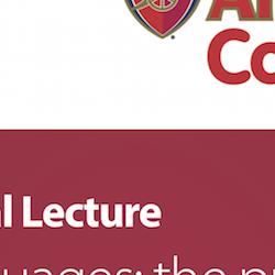 MML Annual Lecture 2015