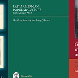 Recent publications by members of the Department of Spanish and Portuguese