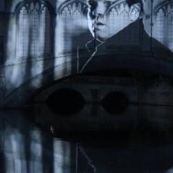 Still taken from the film The Return Of Harry Lime at St John's Website films