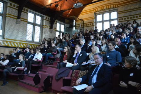 Cambridge Undergraduate Conference - February 2015