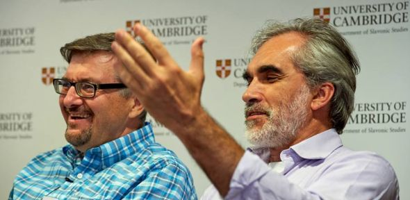 Cambridge Ukrainian Studies Conferences and Symposia