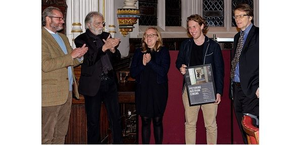 Austrian cinema symposium winner