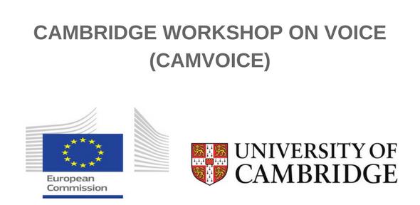Cambridge Workshop on Voice