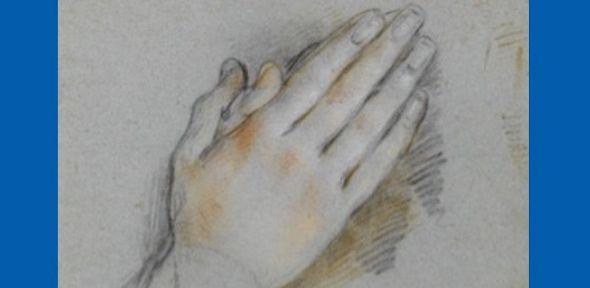 Domestic devotions hands