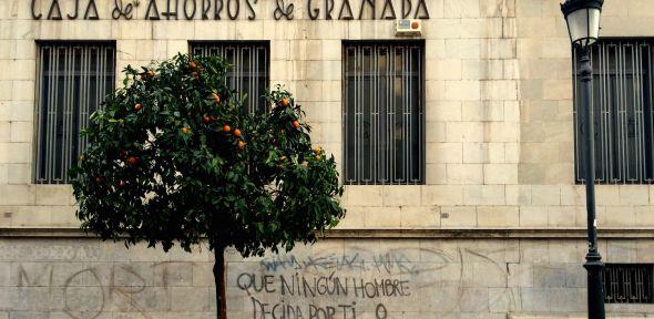 (c) Justina Treigyte - Feminist graffiti in Granada