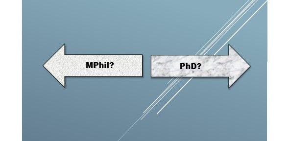 MPhil and PhD