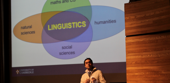 Open Day Linguistics