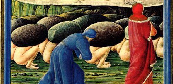 Photo for Posture in Dante
