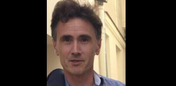 Headshot of Hugues Azerad