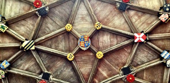 Trinity ceiling