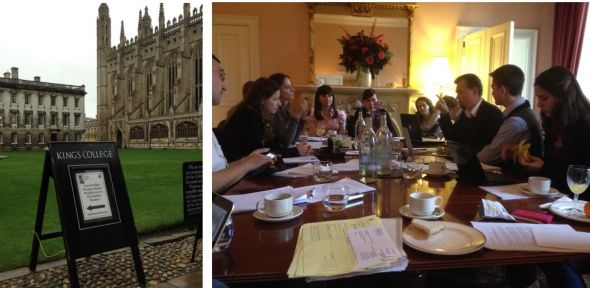 Cambridge Postgraduate Workshops in Ukrainian Studies